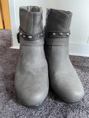 Winter Booties grey