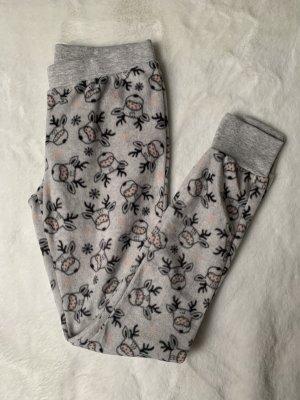 Hunkemöller Pijama gris claro-gris