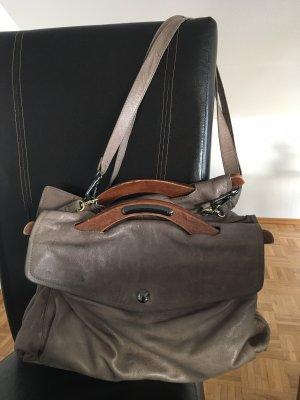 Graue Handtasche von Zara