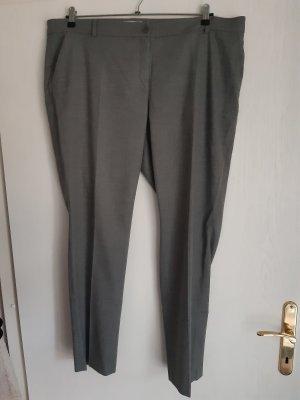 Brax Pantalón tipo suéter gris