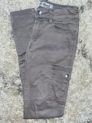 Denim Co. Pantalone cargo multicolore
