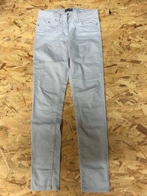 Blue Motion Pantalone a vita bassa grigio chiaro