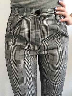 Graue Hose im Anzug-Stil