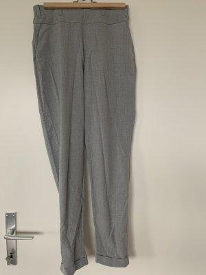 Graue Hose im relaxten Jogginglook, Gr. 36, kaum getragen