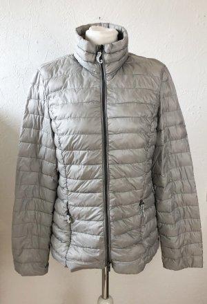 Bonita Between-Seasons Jacket light grey polyamide