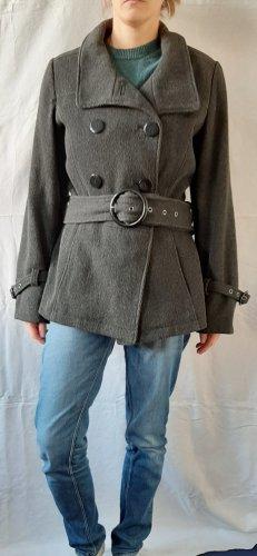 Fishbone College Jacket grey