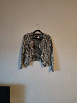 Graue Jacke von H&M Größe XS meliert