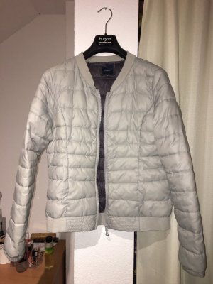 Only Quilted Jacket light grey