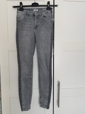Only Jeans skinny grigio-antracite