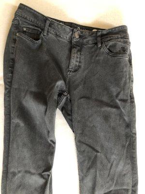 Graue Jeans ( 36/32) - getragen bei 38-40