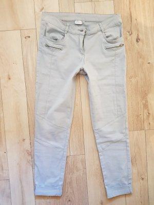 graue Jeans 40