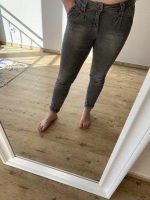 edc Boyfriend Jeans grey