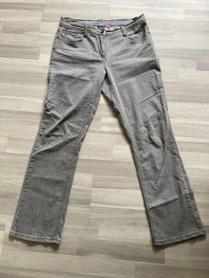 Graue Jeans - Größe 42