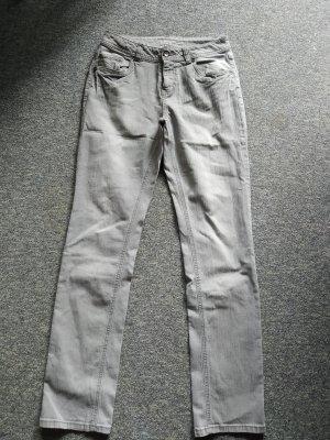 Graue Jeans in Größe 38 von Biaggini