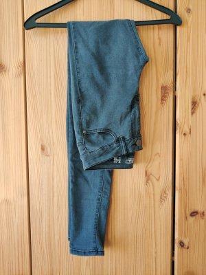 Graue Jeans Noisy may W28L34