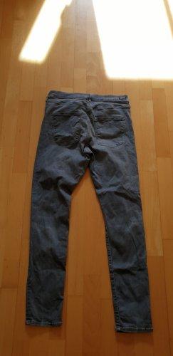 graue Jeans slim gr.33 von H&M premium