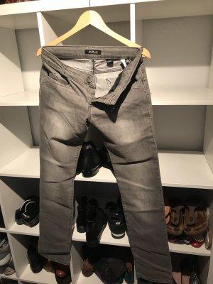 Graue Jeans Slim Größe 31