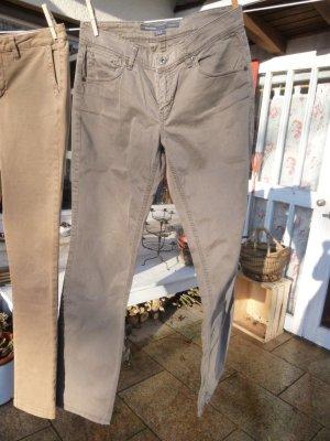 Marc O'Polo Jeansy z prostymi nogawkami ciemnoszary