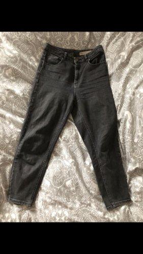 Asos Luźne spodnie czarny