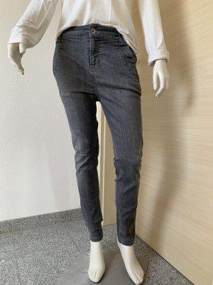 edc by Esprit Boyfriend Jeans grey
