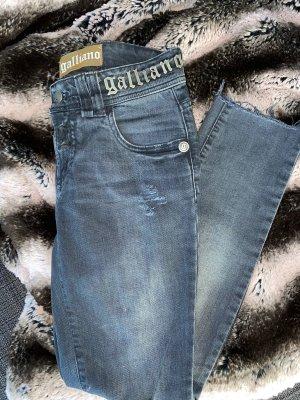 Graue Jeans von Gaillano