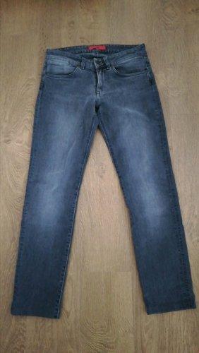 Graue Jeans von Hugo Boss W26 L28