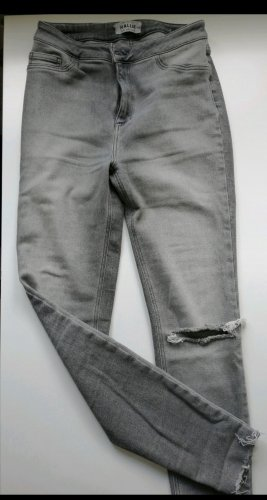 Graue Jeans von New Look