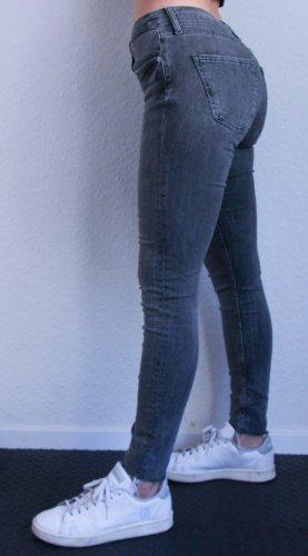 Graue Jeans von Zara