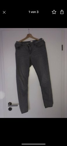 H&M Stretch Jeans grey