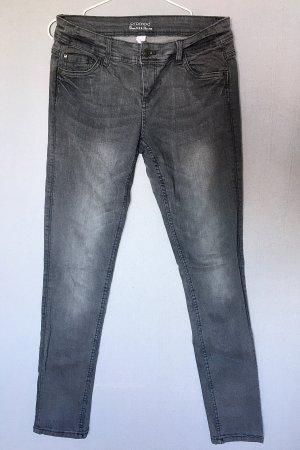 Promod Jeans stretch gris foncé