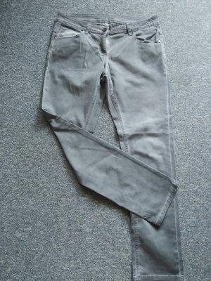 Graue Jeanshose in Größe 40 von UpFashion
