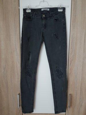 Graue Jeanshose von Tally Weijl