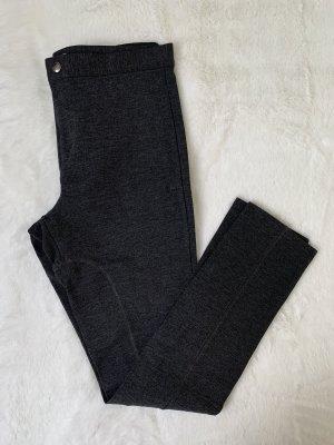 Graue Jeggings / Leggings Hose von Banana Republic Gr. 10 / 38