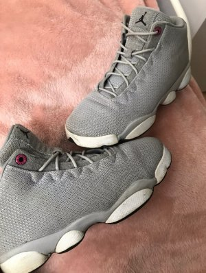 Air Jordan High Top Sneaker grey-light grey