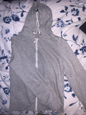 Primark Shirt Jacket white-light grey polyester