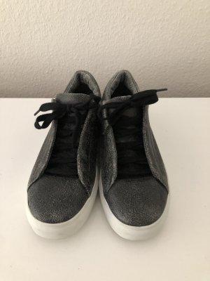 Graue kennel & schmenger sneaker