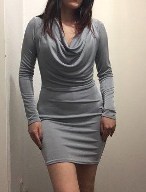 Graue Kleid