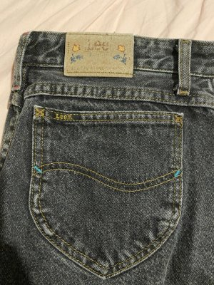 graue lee jeans