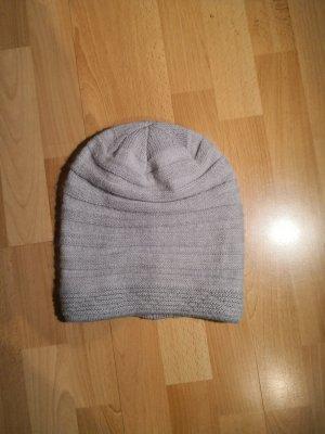 Bonnet gris clair