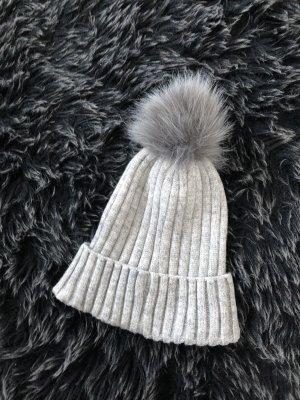 Primark Cappello da panettiere grigio chiaro