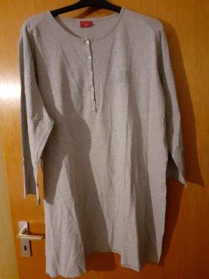 graue Nachthemd übergroße