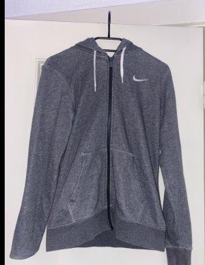 Graue Nike Jacke