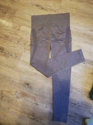 Graue Nvgtn dupe leggings mit pocontour