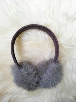 Accessorize Orejeras gris claro-gris