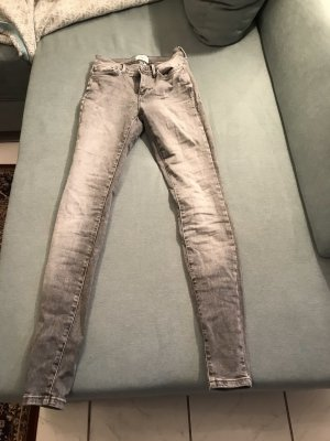Only Skinny Jeans light grey-grey
