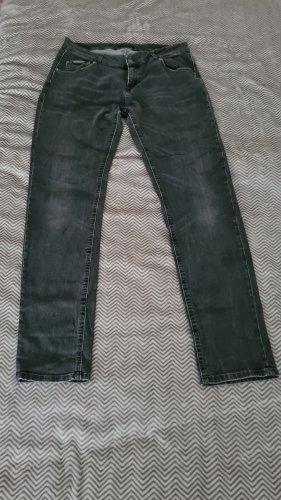 Graue Opus Jeans Gr 38