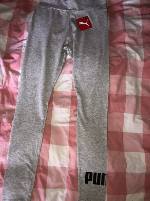 Graue Puma Leggings