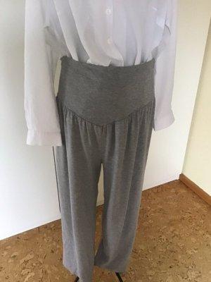 feel good Pantalone fitness grigio chiaro