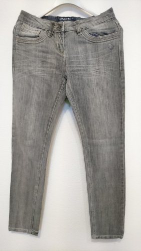 s.Oliver Jeans stretch gris foncé