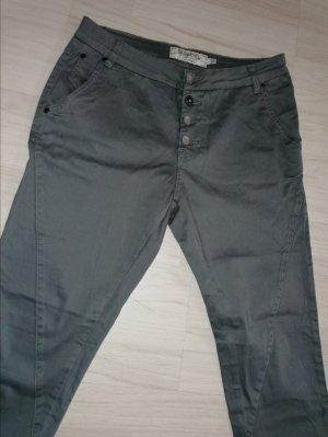 Sublevel Pantalon en jersey gris